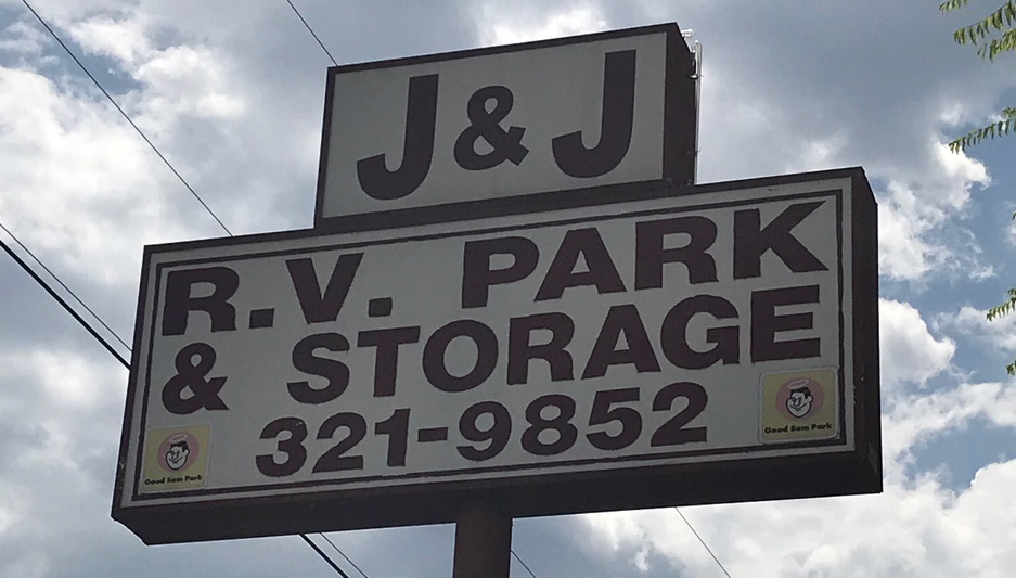 RV Park, Little Rock, AR